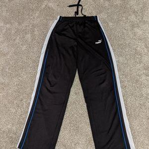 Puma men's small jogging pants